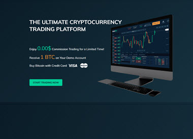 Monfex Cryptocurrency Trading Platform Review