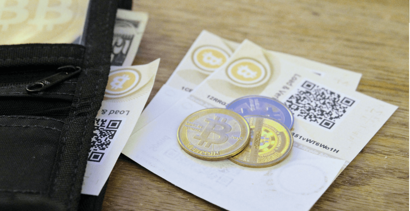 store your alt coins safely using a paper wallet