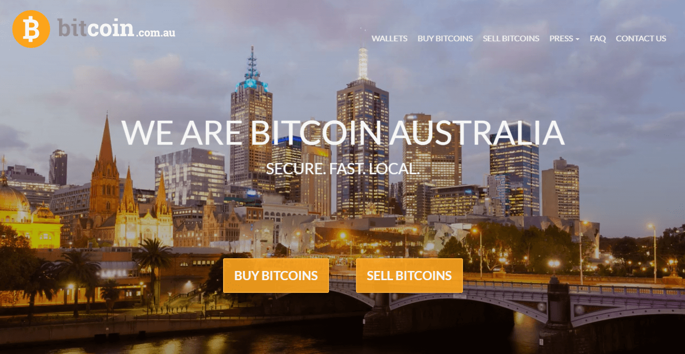 buy bitcoin australia at Bitcoin.com.au