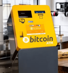 The General Bytes Bitcoin ATM