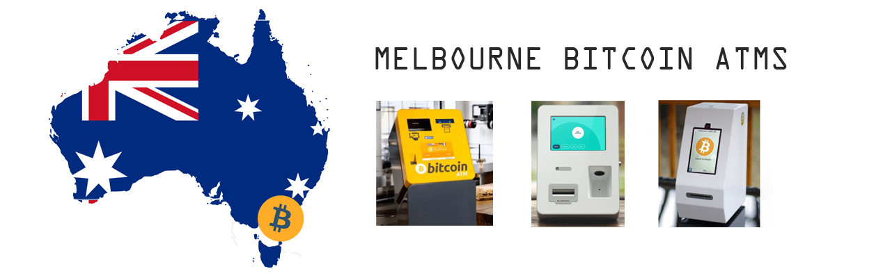 Bitcoin ATMs Guide in Melbourne and Where To Find Them