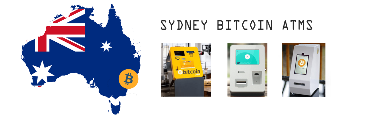 Bitcoin ATMs Guide in Sydney and Where To Find Them