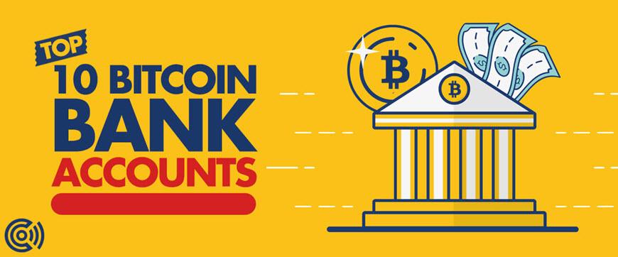 Bitcoin Bank Accounts