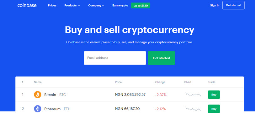 buy Ethereum from Coinbase with debit or card