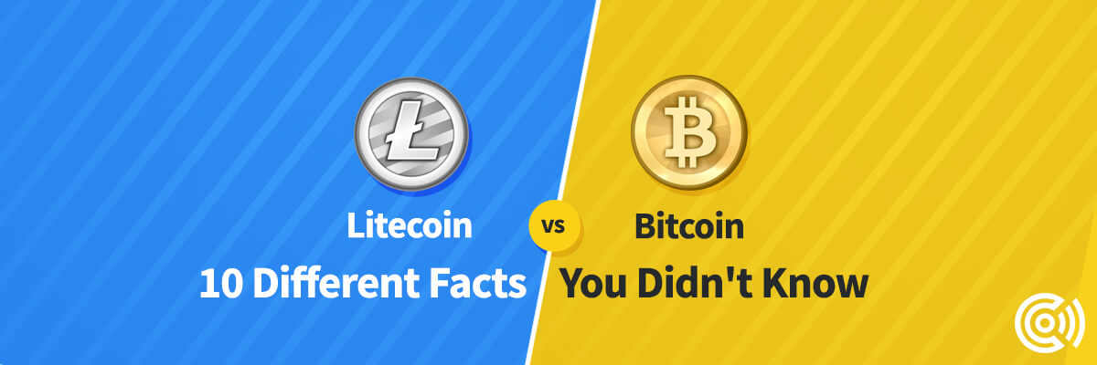 Litecoin vs Bitcoin - 10 Facts You Didn't Know?