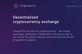Streamity ICO Review