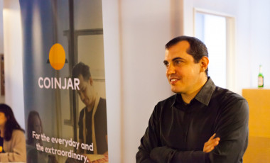Andreas M. Antonopoulos at The Bitcoin Address