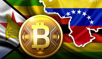 LocalBitcoins trading volume skyrockets in Venezuela, but the real growth of BTC might be largely exaggerated