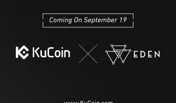KuCoin Cryptocurrency Exchange Platform Listed EdenChain (EDN) Today
