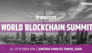 The Worlds biggest blockchain summit series is coming back to Dubai this October