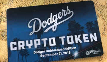 Dodgers Gives Out Thousands of Tokenized Baseball Cards and Ethereum Wallets