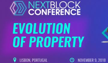 NEXT BLOCK Heads to Portugal with Property Evolution Forum