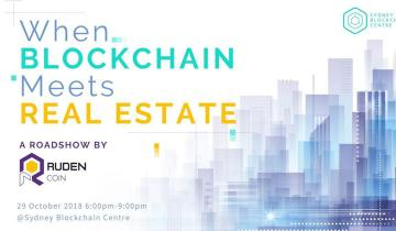 When Blockchain meets Real Estate – Ruden