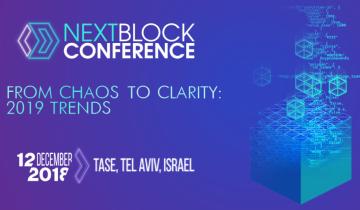 NEXT BLOCK Blockchain Conference: Tel Aviv + Fabulous FashionTV after-party