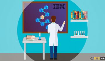Scientific Research Field to Integrate Blockchain, Patent Filed by IBM