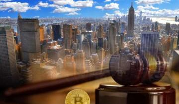 New York City Department of Financial services issues 14th BitLicense as Crypto-penetration increases on Wall Street