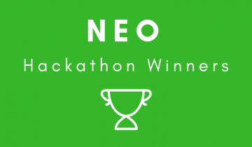 Meet the winners of the NEO Zürich hackathon – November 3rd and 4th