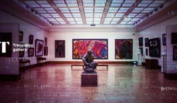 Russian Art Gallery Developing Blockchain Donation Project