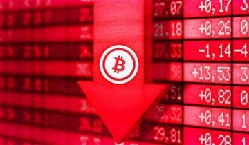 Bitcoin Touches $5,280 as Crypto Market Loses another $10 Billion, Dollar & Stock Market Feeling Heat Too