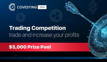 After Soft Launch Covesting Announces New Trading Competition With $5,000 Prize Fund