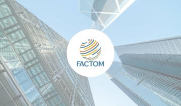 Factom Gains Over 280% After Partnership Announcement in November 2018