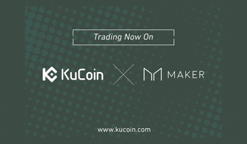 KuCoin Has Once Again Listed Another Unique Stablecoin DAI With Maker (MKR) Today