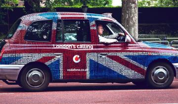 London Taxi Driver Sells Bitcoin (BTC) to Passengers From Back of His Cab