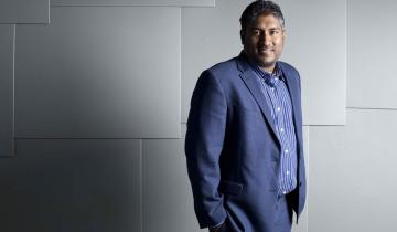 Stop Calling Him Oracle: Paragon, Dentacoin and BCH Haunt Vinny Lingham