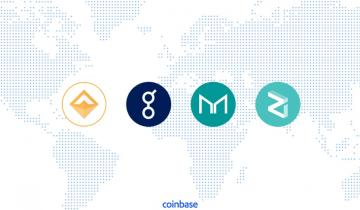 9th Day of Coinbase Announced Support for Four More Ethereum Tokens