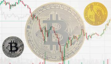 Bitcoin (BTC) On Verge of Recovering ALL December Losses, WAVES at 6-Month High