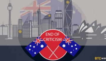 An Australian Crypto Startup Is On The Receiving End Of Criticism