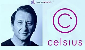 Interview: Alex Mashinsky on earning interest by HODLing with the Celsius App, and Nexo