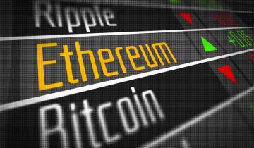 Market Update: Bitcoin Stays Below $3,900 as Ethereum Closes Gap on XRP