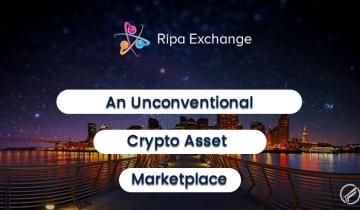 Ripa Exchange – An Unconventional Crypto Asset Marketplace