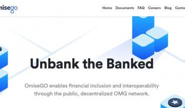 OmiseGo (OMG) Aims to 'Enable Financial Inclusion' via Interoperable, Open-Source Blockchain Networks