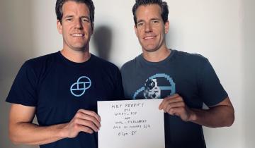 Winklevoss Twins talk Bitcoins future, ETF plans, Gemini and more in Reddit AMA