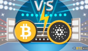 Bitcoin Vs Cardano – Which one is Worth More?