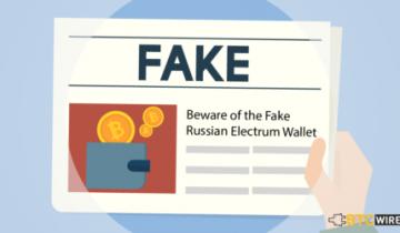 Dubious Electrum Wallet Found on GitHub