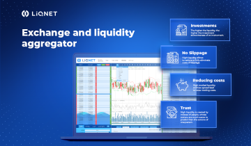 LIQNET – liquidity focused cryptocurrency exchange