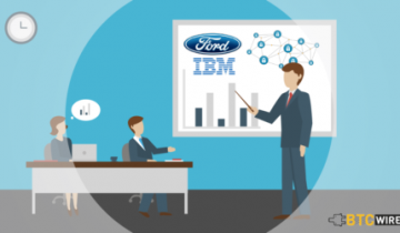 American Giants IBM and Ford Collaborate for Congo Blockchain Pilot
