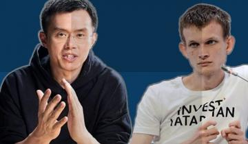 Vitalik v/s CZ Isnt Over, Binance CEO mocks Vitalik After Ranking First Among 100 Most Influential Crypto People