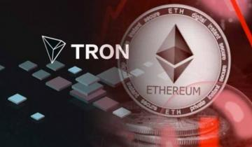 TRX v/s ETH – Ethereums File sharing dApp Upfiring Competing With TRONs BitTorrent speed