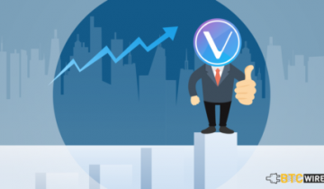 What was the Highest Price of VeChain (VET)?