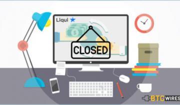Ukraine-Based Digital Asset Exchange Liqui Shuts Down