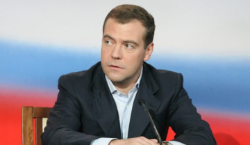 No Reason to Bury Cryptocurrencies, Russian PM Medvedev Says