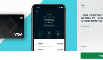 Unconfirmed: TenX [Pay] Revolutionary Crypto-Card Manufacturer Expands to Australia
