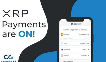 XRP Can Now be Used at 4,500 e-Stores Worldwide as CoinGate Adds New Payment Option