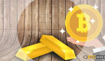 Can Bitcoin Take Over Gold as Store of Value?