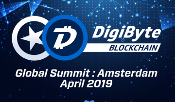 DigiByte community gears up for Global Summit while founder Jared Tate finalises book on decentralized internet