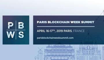 Paris Blockchain Week Summit, the first international conference held in France dedicated to the professionals of blockchain and crypto-assets